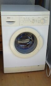 Bosch Maxx washing machine WFL 2260, clear to operate manual controls