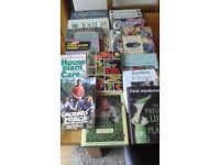 14 Gardening Books in good condition. Buyer to collect.