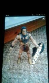 MATHAYUS FIGURE (THE SCORPION KING)