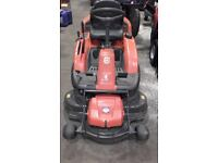 2017 Husqvarna R214TC Ride-on Mower Used only 6 Months
