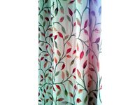 Lined Curtains in John Lewis 'Cervinio' fabric