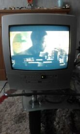 T.V dvd combo for sale 14 inch