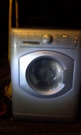 Aquarius hotpoint washer dryer 7kg WDF740