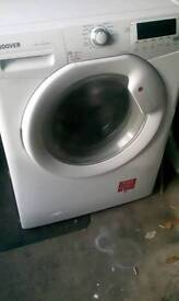 BARELY USED Hoover washer / dryer