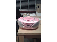Cd Player [pink]