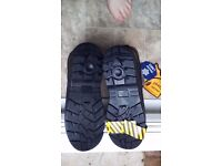 Safety Boots - Ambler Size 8/42