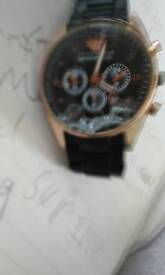 Armani mans watch