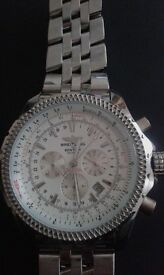 Mens Breitling for Bentley watch