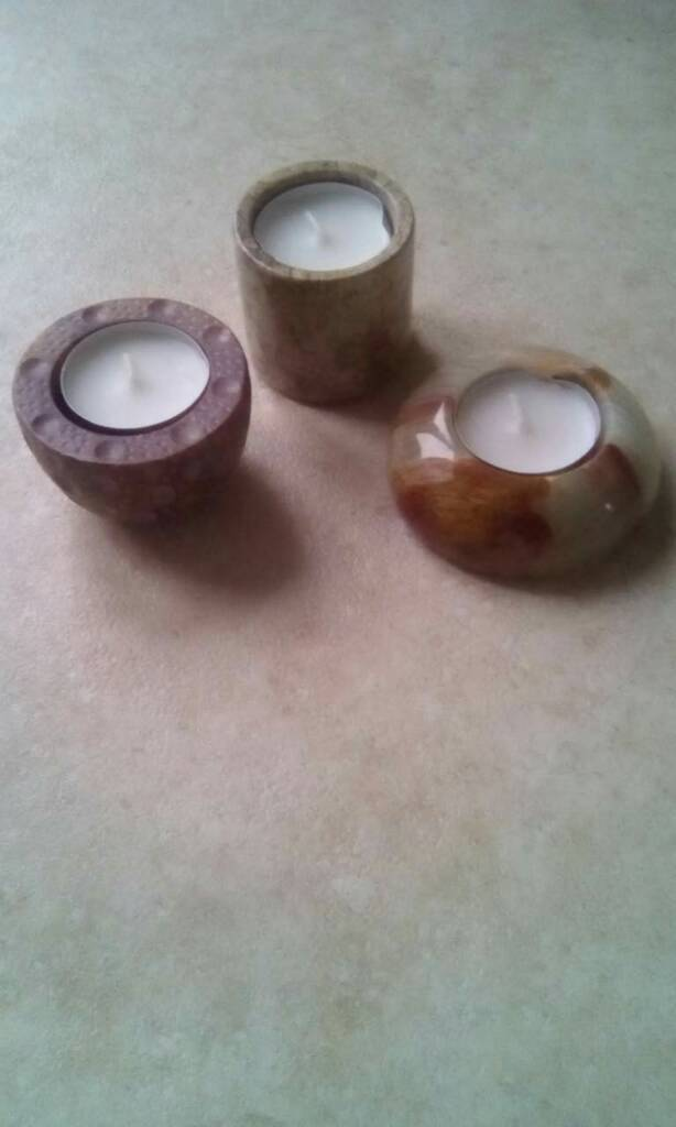 Tea light Holder's