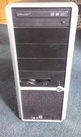 ASUS Desktop Computer Tower + Power Supply 500W + DVD-RW