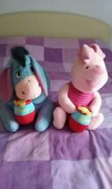 Large cuddly toys