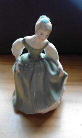 Royal Doulton figurine.