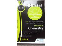 SQA Specimen Question Papers for National 5 Chemistry