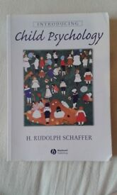 Introducing Child Psychology - Rudolph Schaffer (1st edition)