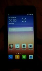 Huawei Y550-01 Android Mobile Phone with Charger (Working Condition)