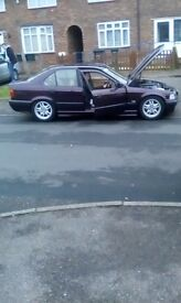 Bmw 328i individual r32 plate rare classic car not turbo type R rs drift turbo hothatch