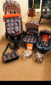 Cosatto Giggle All In One Travel System