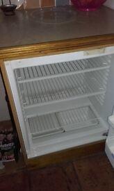 intergrated fridge & freezer