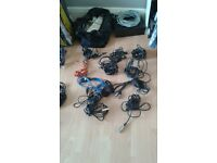 job lot of 29 assorted cables