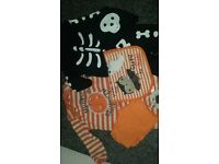 Halloween outfits 0-3 months and NB