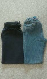 Boys 10-11 years jeans & joggers