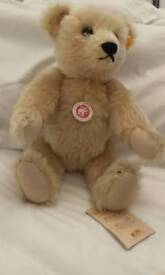 Steiff jointed growler steiff bear