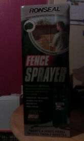 fence sprayer