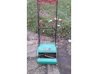 Electric Cylinder Lawnmower