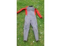 Gul childrens, kids wetsuit