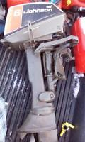 1978 johnson 6hp outboard
