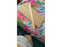 King bed slats wooden