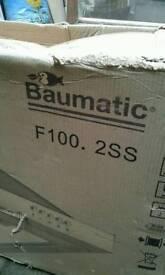 Baumatic f100 was oven hood brand new