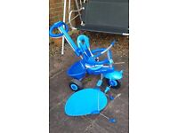 Blue Smartrike in very good condition