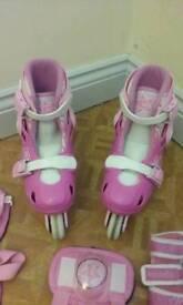 Cosmic Girls Roller Skates