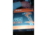 AEG 18v Compact Impact driver drill ( Professional )