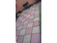 Garden Patio Slabs