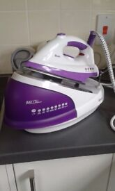 Swan steam generator iron.