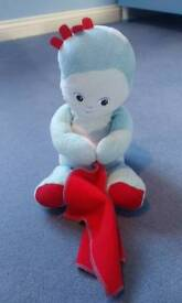 Musical Iggle Piggle Night time Soft toy