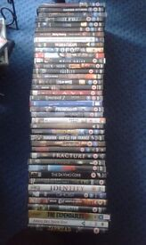 Dvds collection.....