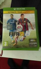 FIFA 15 Ultimate Team Edition (Xbox One) Mint Condition
