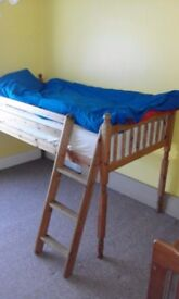 Low loft bed for £40