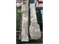 Pennant Gate Posts