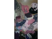 LARGE GIRLS 0-3YEARS COMPLETE BUNDLE. VARIOUS ITEMS. **BARGAIN MADNESS**