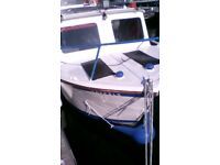 for sale 22ft canal/sea cabin cruiser