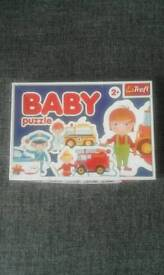 Trefl Baby Puzzle 2+ (large blocks)