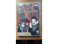 Blackadder DVDs.