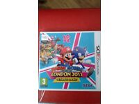 3DS Game - Mario & Sonic at the London Olympics