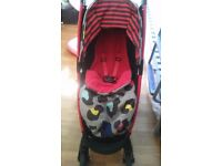 ex condition push chair , bouncer,walker