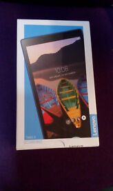 Lenovo Tab3 8 32gb Only week old Boxed