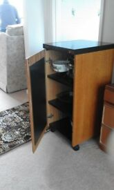Hostess Trolley.Upright